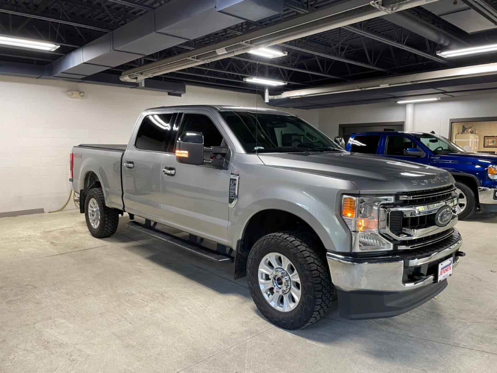 Used 2020 Ford F-250 Super Duty XLT with VIN 1FT7W2B68LED05246 for sale in New Ulm, Minnesota