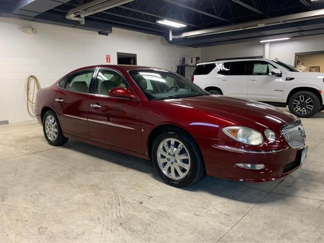 Used 2008 Buick LaCrosse CXL with VIN 2G4WD582781158882 for sale in New Ulm, Minnesota