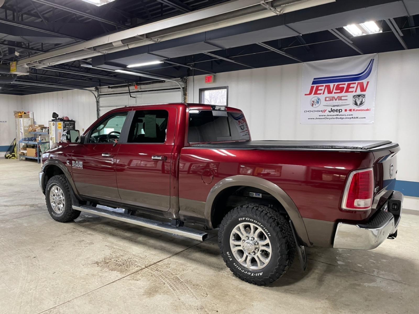 2017 RAM Ram 2500 Pickup Laramie