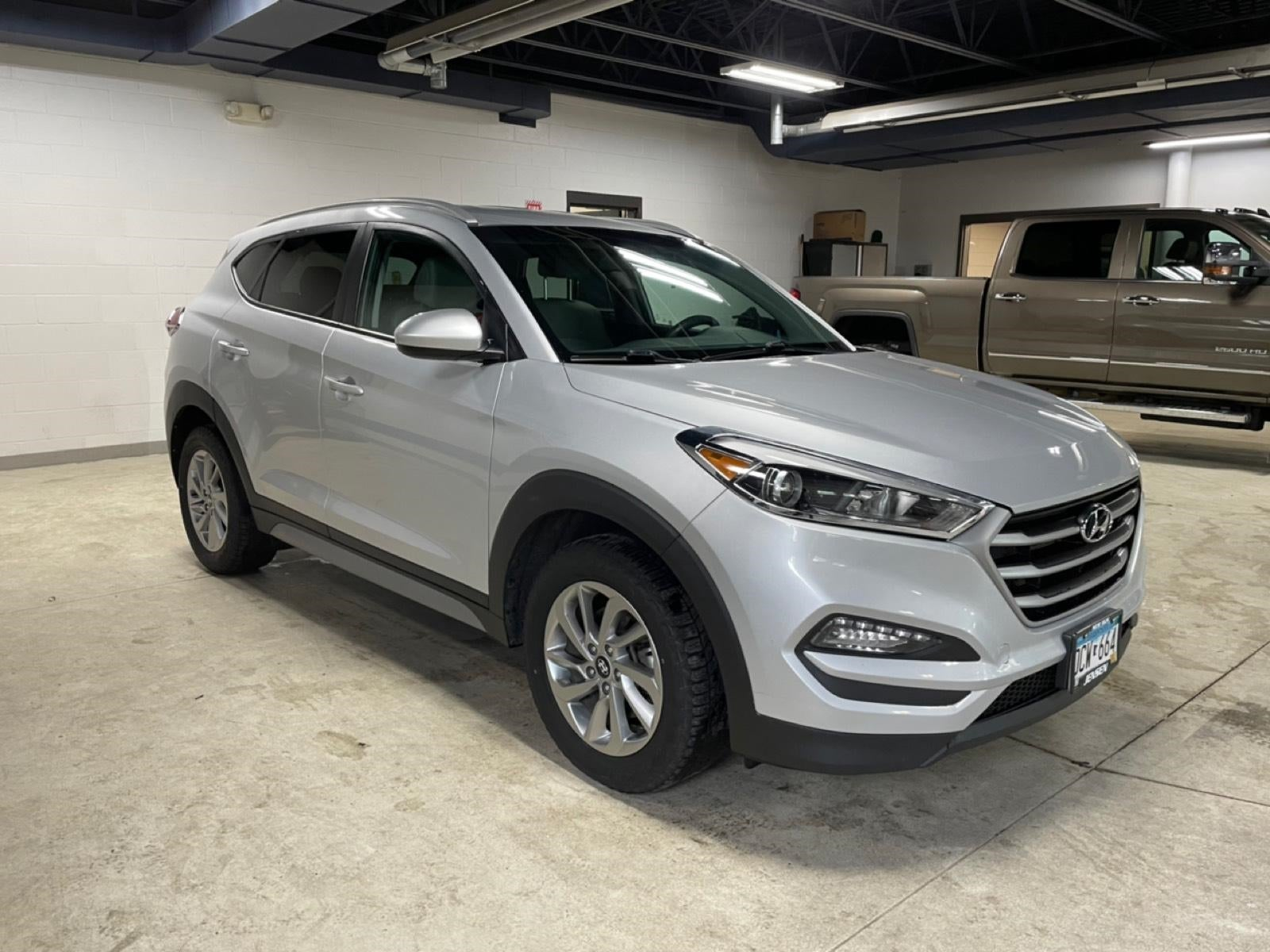 Used 2018 Hyundai Tucson SEL with VIN KM8J3CA41JU767179 for sale in New Ulm, Minnesota
